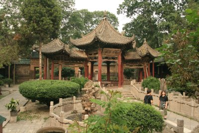 Muslim Temple