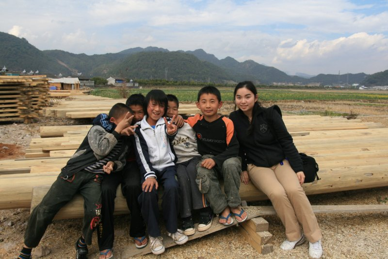Kunming's children