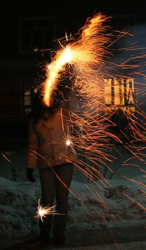 Handling the Fireworks