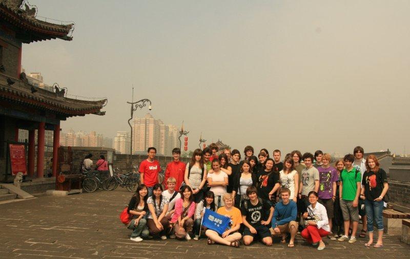 AFS in Xi'an