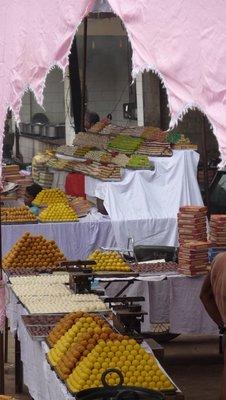 Sweet shop, India