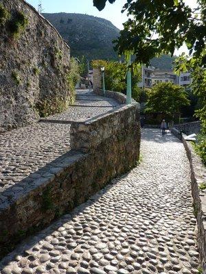 Mostar path