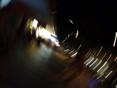 Typical night out in Manly. Bit of a blur really