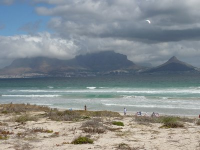 Fare thee well Cape Town