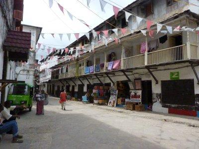 They abviously heard I was coming, Stone Town, Zanzibar