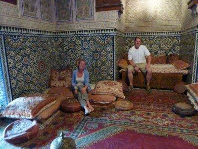 Hareem in Meknes