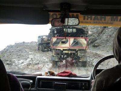 Roads at Rotang Lah