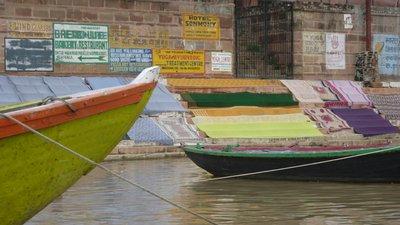 Ghats at Varanasi