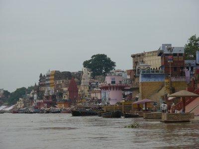 Ghats at Varanasi II