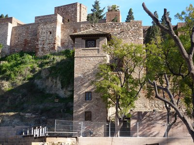 Alcazabar Malaga