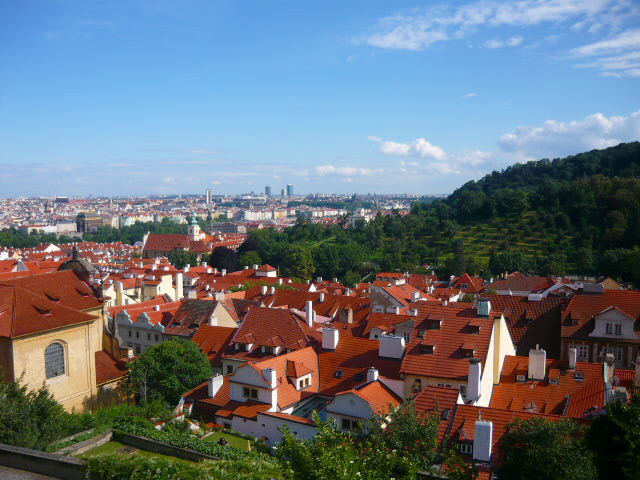 Prague and Olomouc