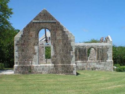 Ruins of Cottle Church