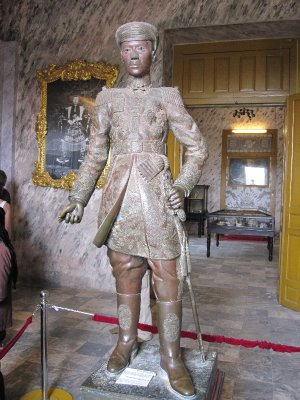 Tomb of Khai Dinh - the Homosexual King