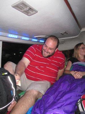 Luke sleeper bus