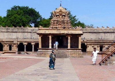 Bragatheeswara temple, Thanjavur