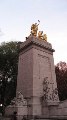 Gate of Central Park