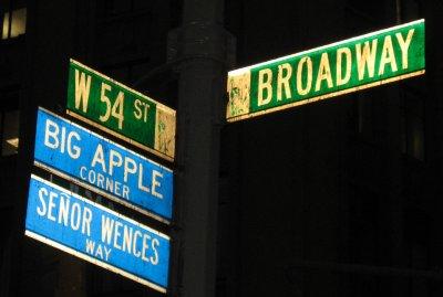 Big Apple Corner