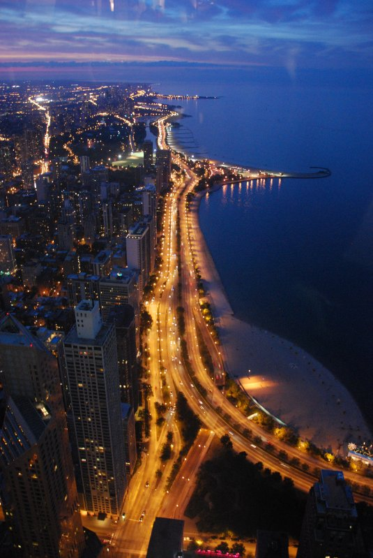 Chicago shores