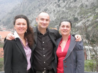 Joint Technical Secretariat staff of the cross-border programme for Montenegro-Croatia