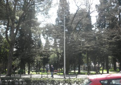 another park in green podgorica