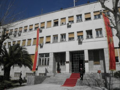 The parliament of Montenegro