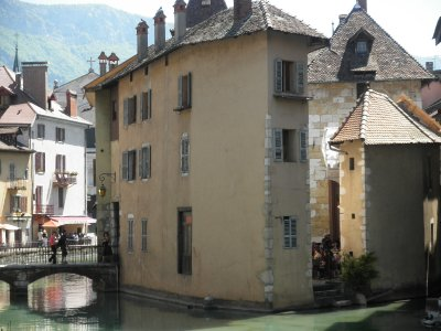again beautiful Annecy