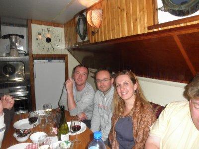 Manfred, Ahmen & Meri