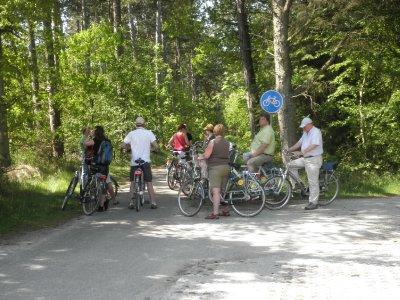 relaxed fietstochtje over terschelling