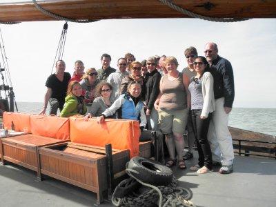 groepsfoto RSO uitje juni 2010