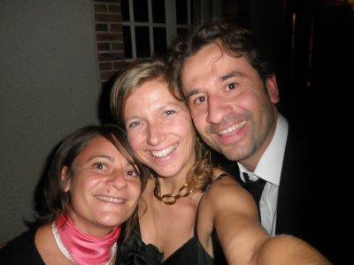 Georgia, MJ et Aurélien