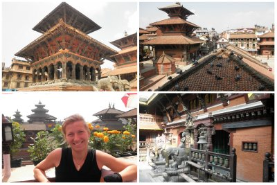 Beautiful Patan Durbar Square (Kathmandu)