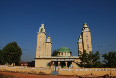 mosque of Timbi