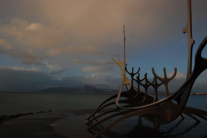Vikings in Reykjavik