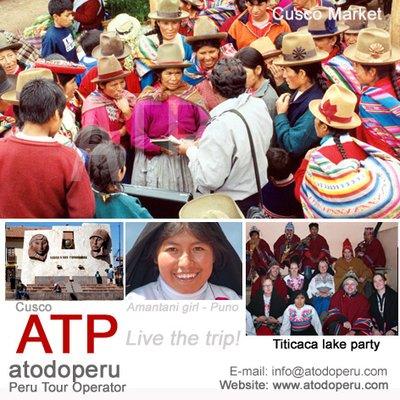 Peru andean people