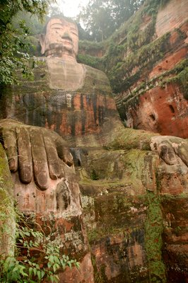 Giant Buddha at Leshan