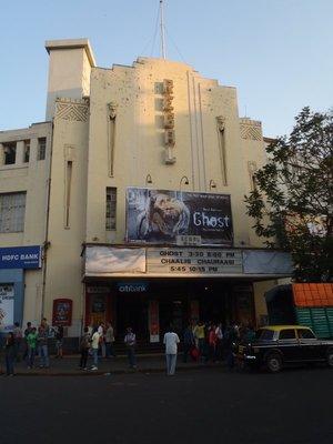 Regal Theatre in Mumbai