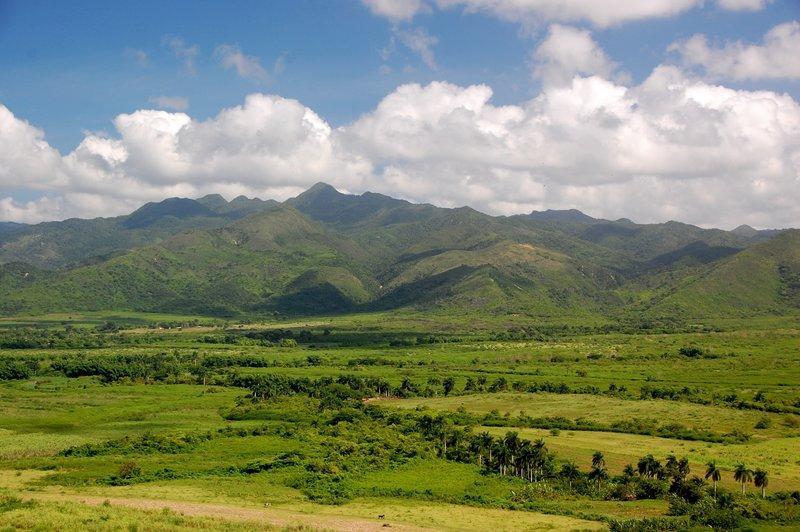 Valle de los Ingenios, Trinidad