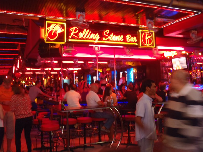 Walking Street in Pattaya