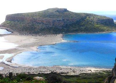 Island off Balos