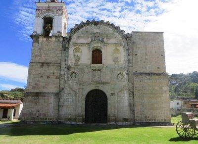 Church in Latachao