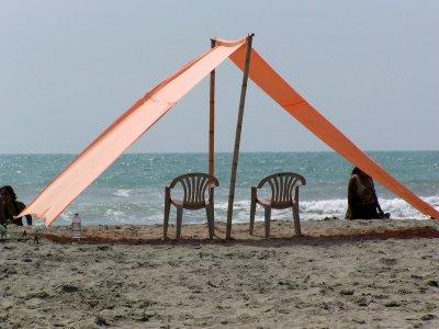 Cabana Near Hotel