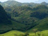 Countryside above Semuc