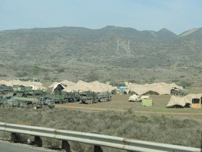 Training at Camp Pendleton