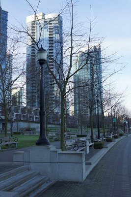 Coal Harbour Highrise