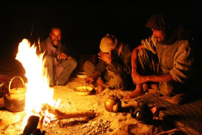 Campfire Tuareg Style