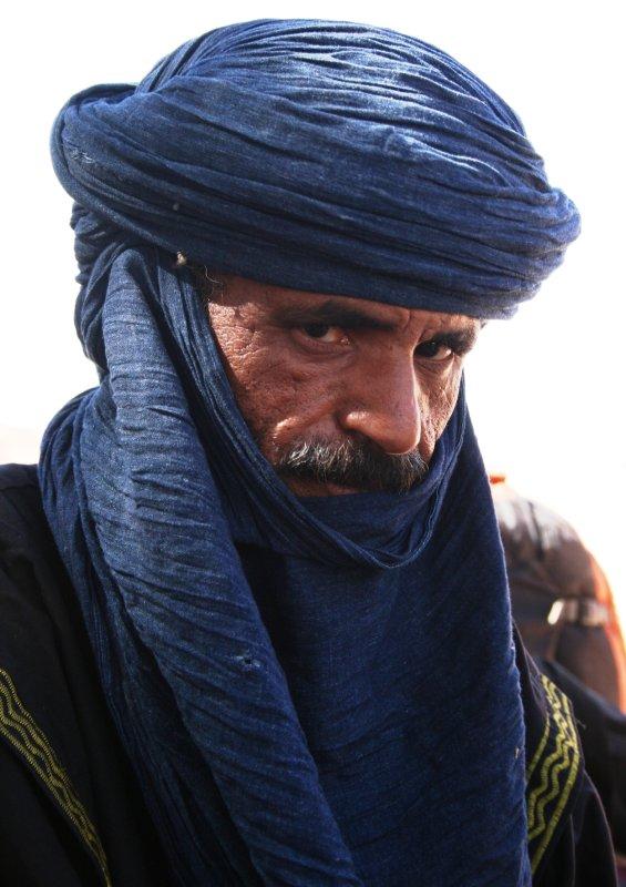 Habib, Tuareg cook extraordinaire