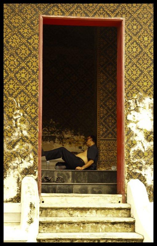 Bangkok siesta