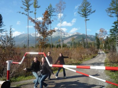 Going into the Tatras