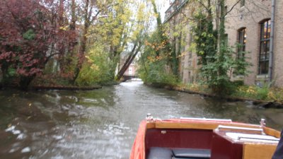 Canal 3 Brugge