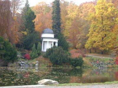 Wilhelmshoher Park Pond